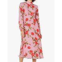 Ghost Kerrie Dress, Annelise Bloom