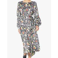 shop for Ghost Abigail Dress, Leanne Floral at Shopo
