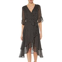 Gina Bacconi Sonata Wrap Dress