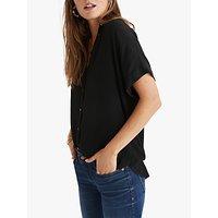 Madewell Drapey Central Boxy Shirt