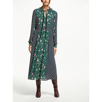 Boden Cecilla Midi Dress, Chatsworth Green