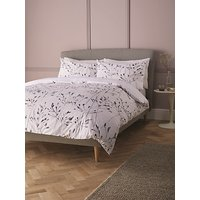 John Lewis & Partners Nerine Duvet Cover Set, White
