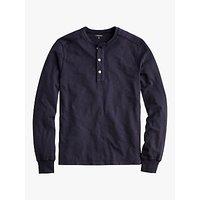 J.Crew Henley Long Sleeve T-Shirt