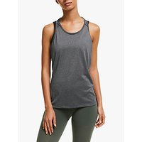 Adidas Tech Prime Training Tank Top, Black/heather