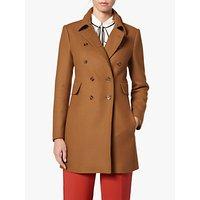 L.K.Bennett Fellis Coat, Brown