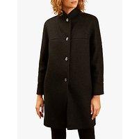 Fenn Wright Manson Polly Coat, Black
