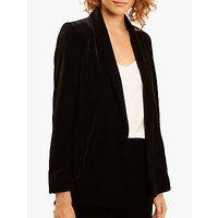 Fenn Wright Manson Rhiana Velvet Jacket, Black