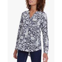 Joules Rosamund Long Sleeve Floral Shirt