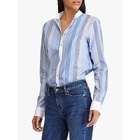 Ralph Lauren Tawia Stripe Shirt, Blue