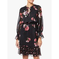 Adrianna Papell Loving Boho Floral Print Dress, Multi