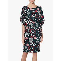 shop for Gina Bacconi Edie Circle Jersey Dress, Green at Shopo