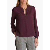 Betty & Co. Crepe Blouse, Wine Tasting