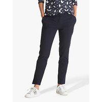 Betty Barclay Tailored Trousers, Dark Sapphire