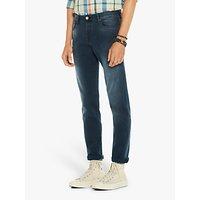 Scotch and Soda Ralston Slim Fit Jeans, Concrete Blues