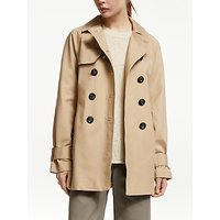 John Lewis and Partners Short Trench Mac
