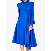 Ghost Martha Dress, Mosaic Blue