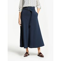 Weekend MaxMara Belted Maxi Skirt, Ultramarine