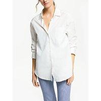Weekend MaxMara Cotton Shirt, White