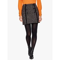 Damsel in a Dress Amara Tweed Skirt, Multi