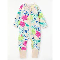 Bonds Baby Unreal Floral Print Wondersuit, Pink