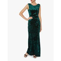 shop for Gina Bacconi Anabelle Velvet Maxi Dress at Shopo