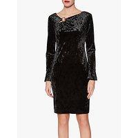 shop for Gina Bacconi Cecilia Velvet Dress at Shopo