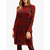 Fenn Wright Manson Petite Nora Dress, Red