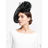 John Lewis & Partners Jennifer Side Disc Floral Occasion Hat