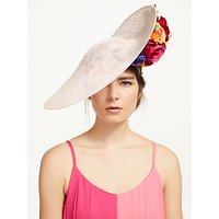 Bundle MacLaren Millinery Clara Roses Disc Occasion Hat, Nude/Multi