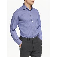 Smyth & Gibson Textured Tailored Fit Shirt