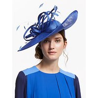 John Lewis & Partners Siobhan Loop Side Up Disc Occasion Hat