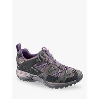 Merrell Women's Siren Sport Gore-Tex Walking Shoes, Black/Plum