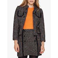 Damsel in a Dress Amara Tweed Jacket, Multi