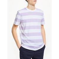 Kin Medium Bold Stripe Cotton T-Shirt