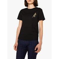 PAUL SMITH   Paul Smith Dino T-Shirt, Black   Goxip