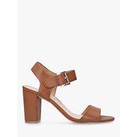 Carvela Sadie Block Heel Sandals, Natural