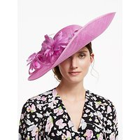 John Lewis & Partners Logan Flower Disc Occasion Hat