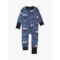 Polarn O. Pyret Children's Fairytale Onesie, Blue