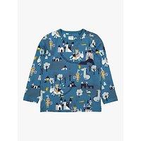 Polarn O. Pyret Children's Fairytale Top, Blue