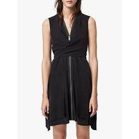 AllSaints Jayda Dress, Black