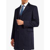 Richard James Mayfair Epsom Coat, Navy