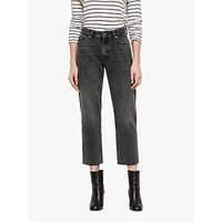 Allsaints Ava Straight Jeans, Vintage Black