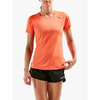 2xu Ghst Short Sleeve Training T-shirt, Sherbet