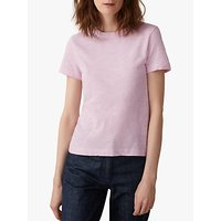 Toast Cotton Boy T-Shirt, Washed Lilac