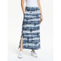 Thought Ingryd Maxi Skirt, Ocean Blue
