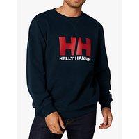 shop for Helly Hansen Logo Crew Neck Sweatshirt at Shopo