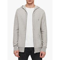 Allsaints Charter Hoodie, Stone Grey