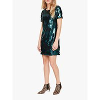 shop for Damsel in a Dress Montana Sequin Dress, Green at Shopo