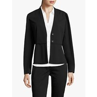 Betty Barclay Crepe Tailored Jacket, Black