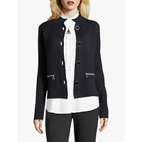 Betty Barclay Nautical Cardigan Jacket, Dark Blue